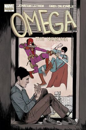 Omega: The Unknown (2007) #2