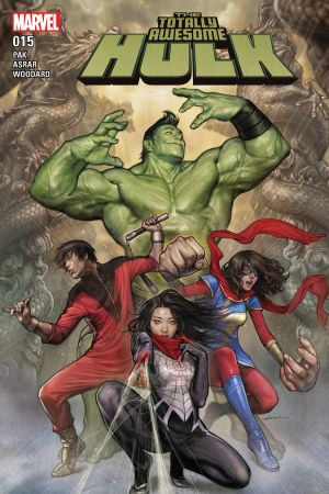 The Totally Awesome Hulk (2015) #15