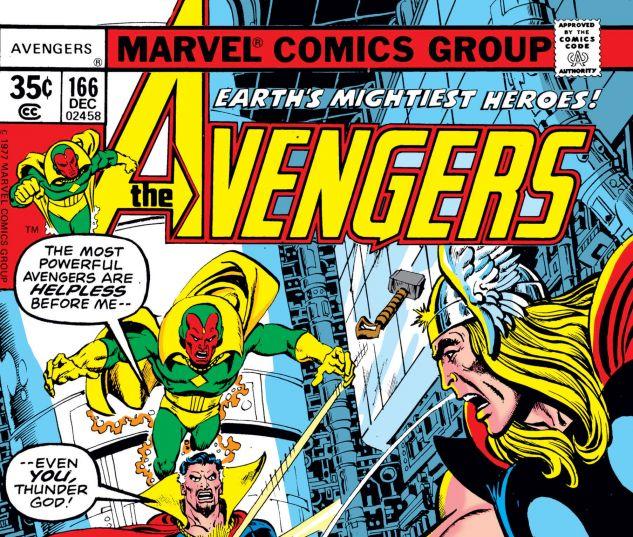 AVENGERS (1963) #166