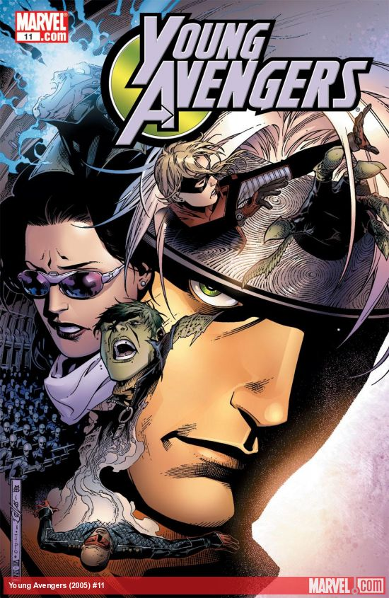 Young Avengers (2005) #11