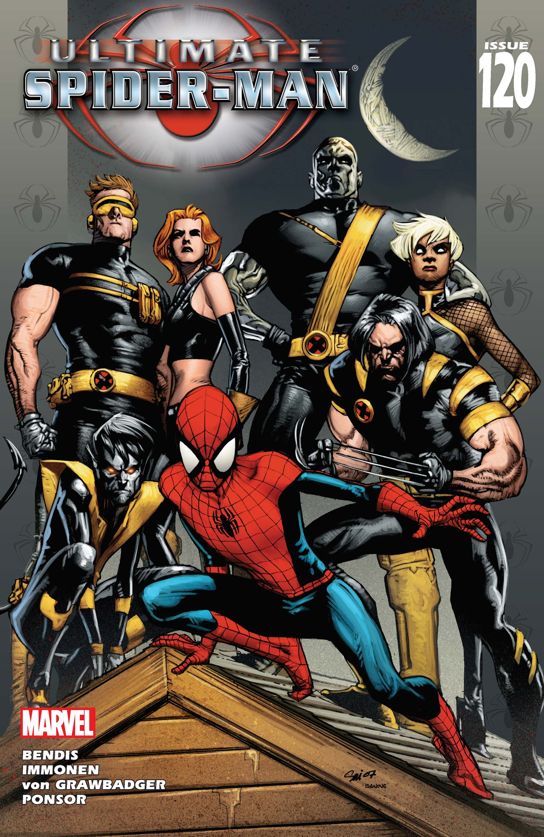 Ultimate Spider-Man (2000) #120