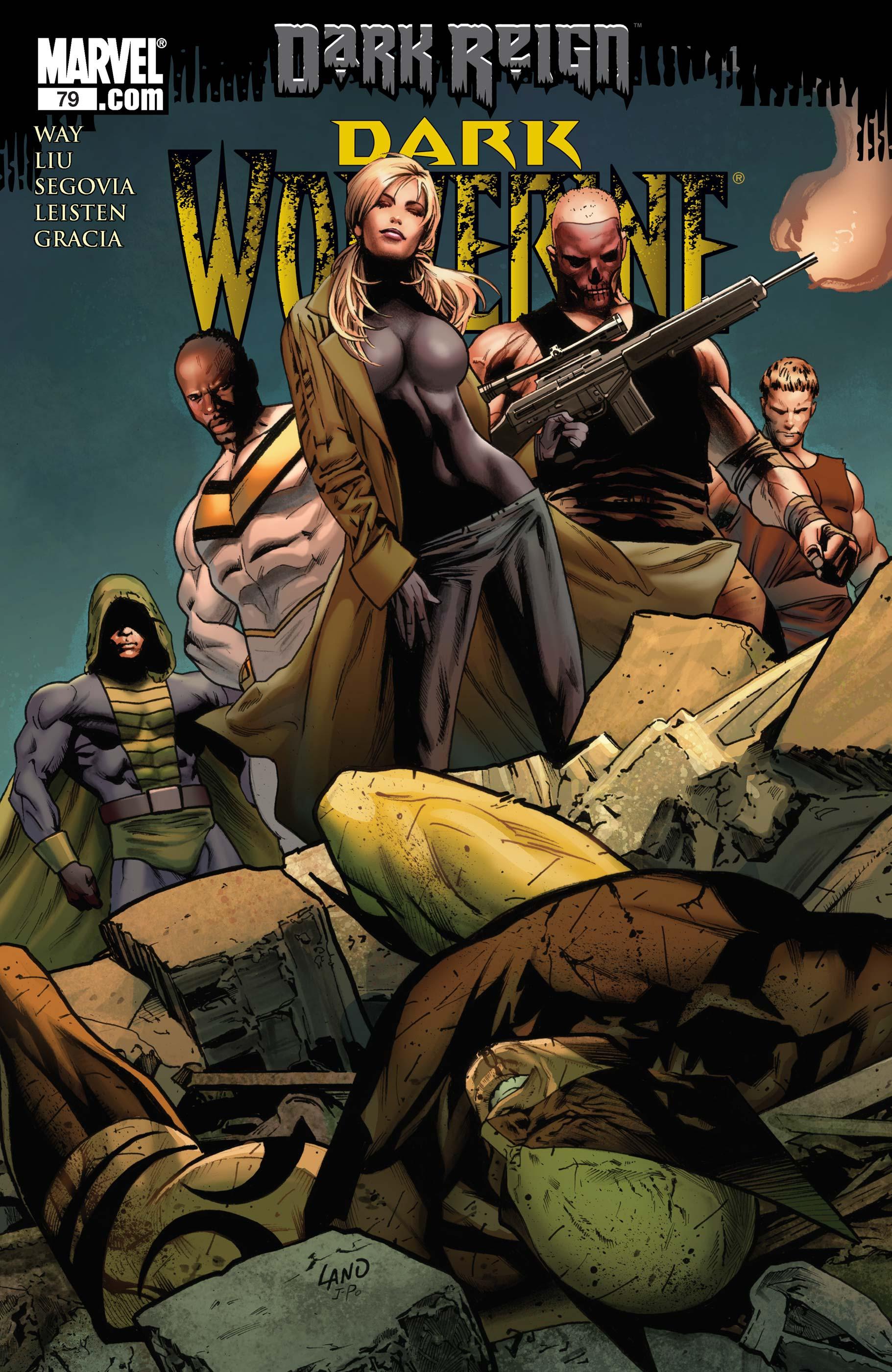 Dark Wolverine (2009) #79