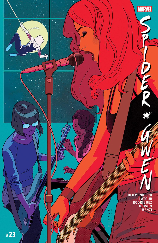 Spider-Gwen (2015) #23