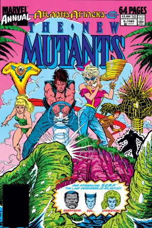 New Mutants Annual #5