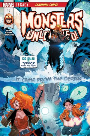 Monsters Unleashed #10