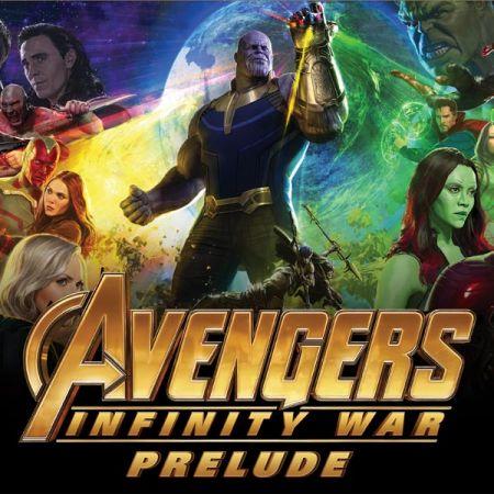 Marvel's Avengers: Infinity War Prelude (2018)