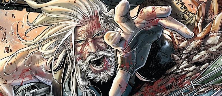 Creator Commentary: Old Man Hawkeye #3