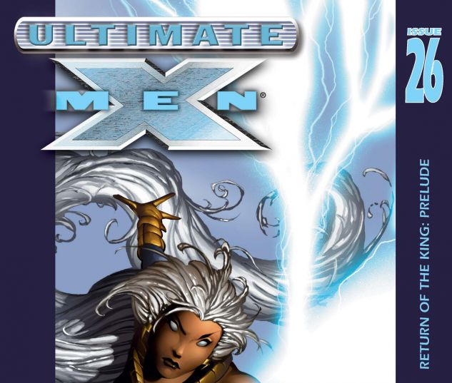 Ultimate X-Men (2001) #26