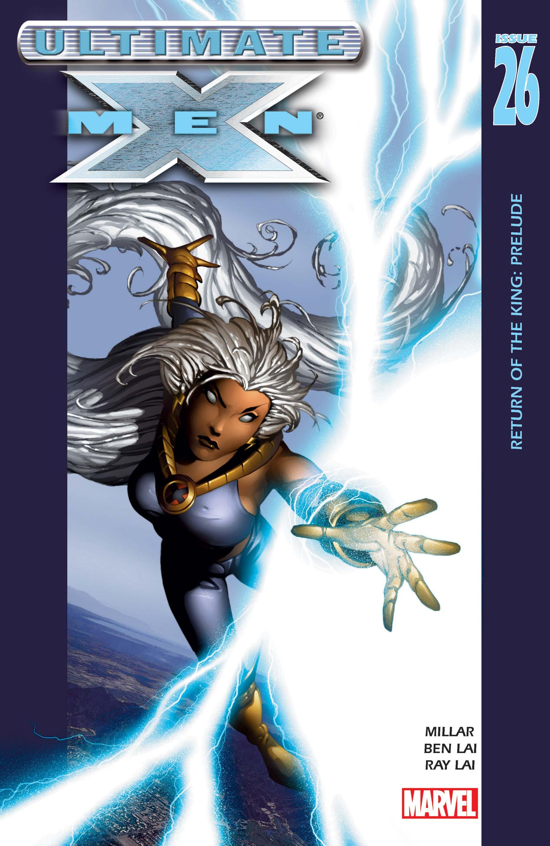 Ultimate X-Men (2000) #26