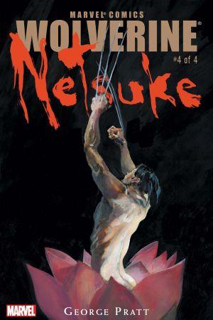 Wolverine: Netsuke (2002) #4