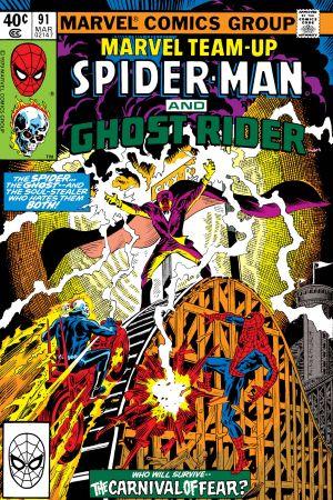 Marvel Team-Up #91
