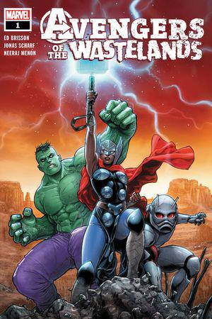 Avengers of the Wastelands #1