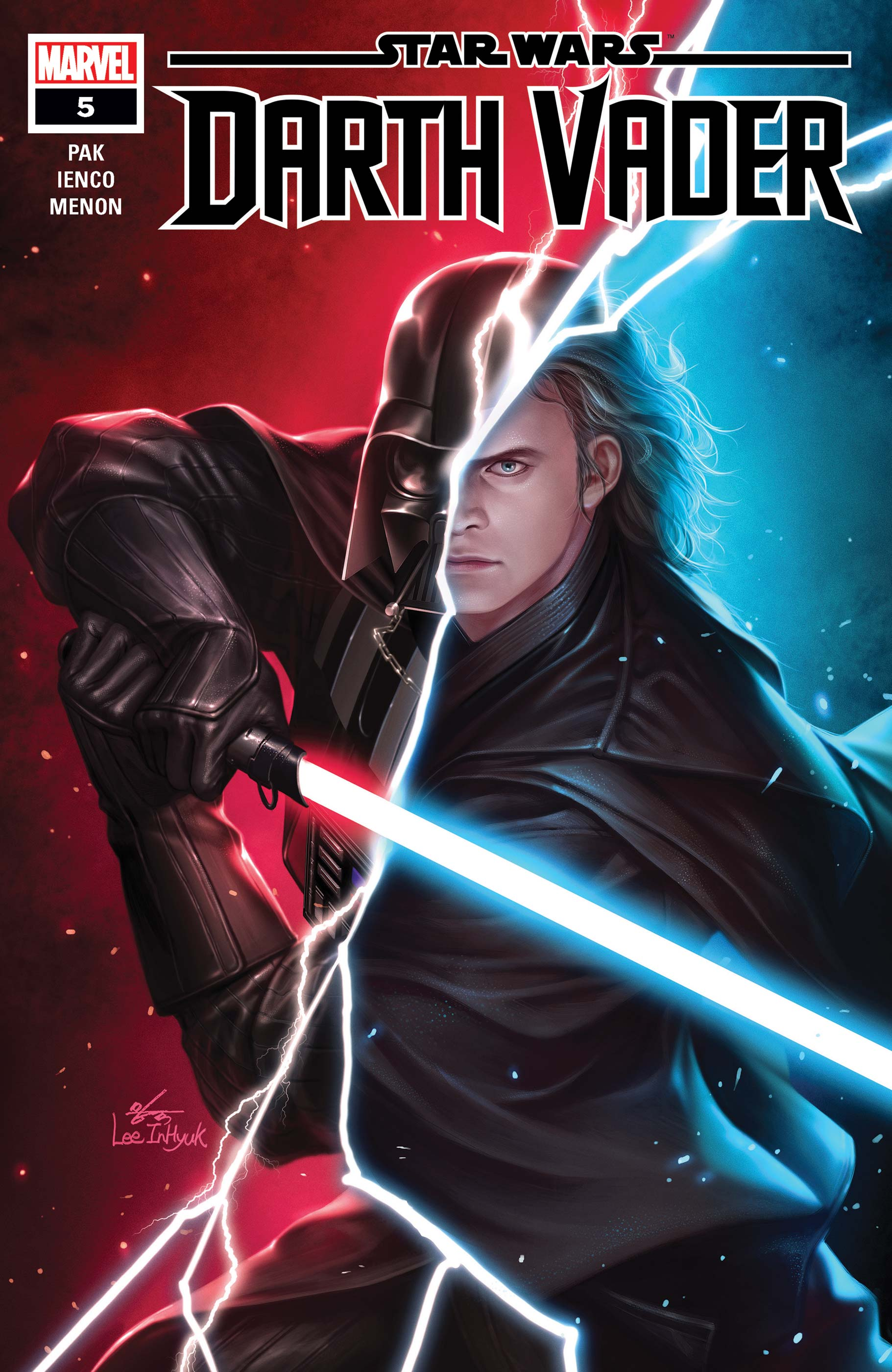 Star Wars: Darth Vader (2020) #5