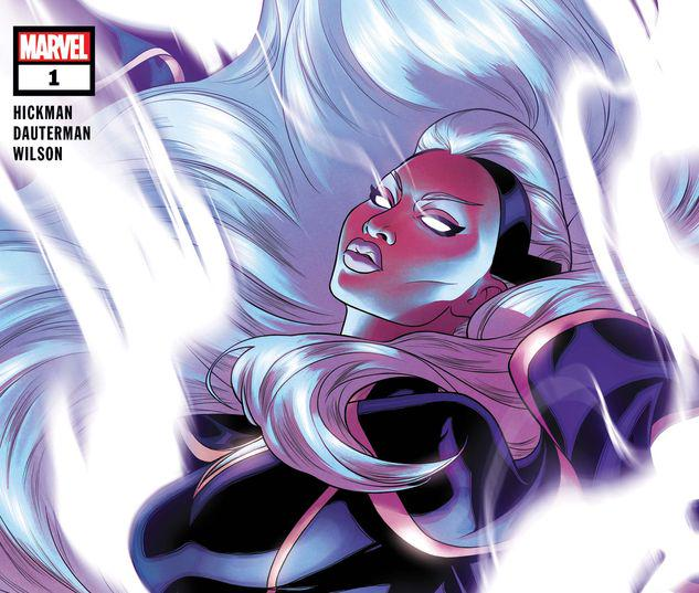 GIANT-SIZE X-MEN: STORM 1 #1