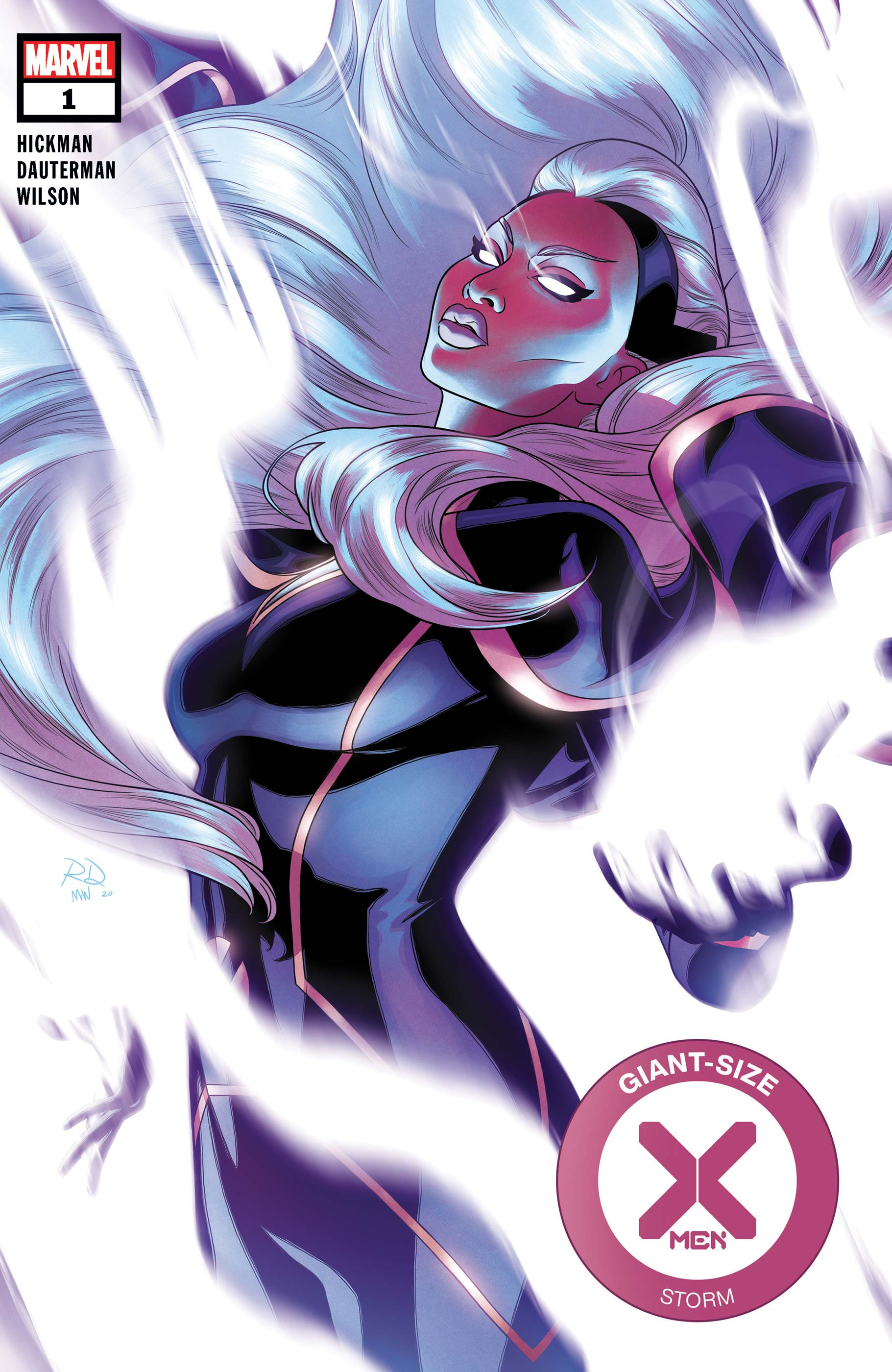 Giant-Size X-Men: Storm (2020) #1
