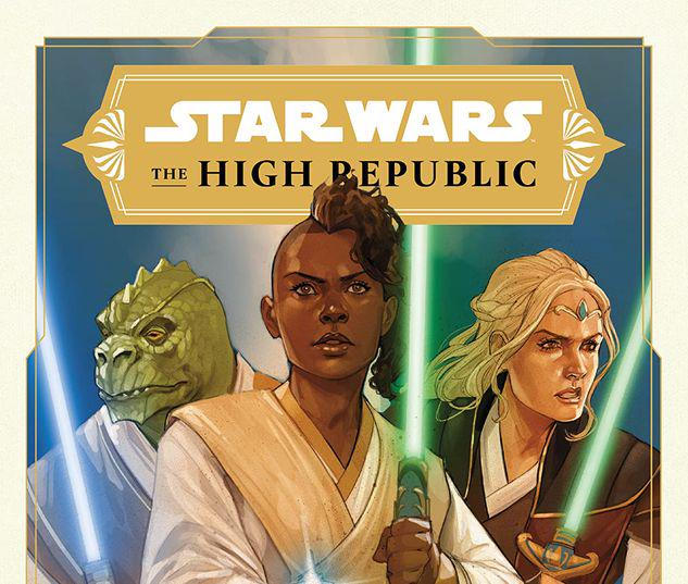 STAR WARS: THE HIGH REPUBLIC VOL. 1 - THERE IS NO FEAR TPB #1