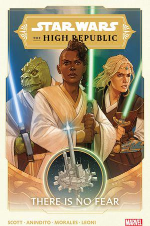 Star Wars: The High Republic Vol. 1: There Is No Fear (Trade Paperback)