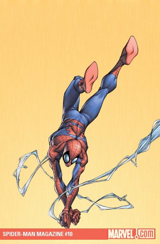 Spider-Man Magazine (2008) #10