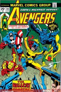 Avengers (1963) #144
