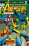 AVENGERS #144 COVER