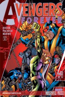 Avengers Forever #10