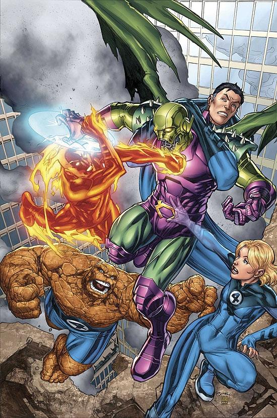 Marvel Adventures Fantastic Four (2005) #2