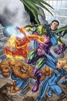 Marvel Adventures Fantastic Four #2