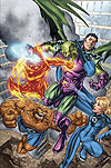 MARVEL ADVENTURES FANTASTIC FOUR (2007) #2 COVER