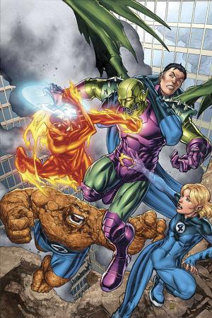 Marvel Adventures Fantastic Four #2