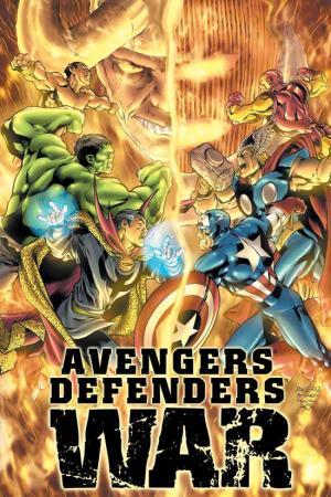 Avengers/Defenders War (Trade Paperback)