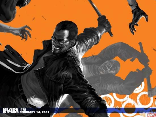 Blade (2006) #6 Wallpaper