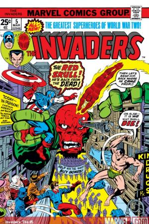 Invaders #5
