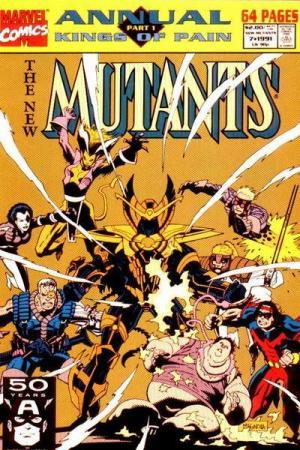 New Mutants Annual #7