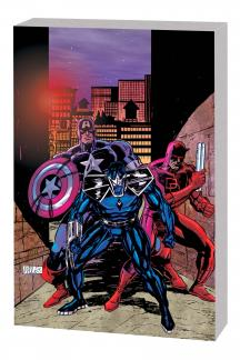 Darkhawk Classic Vol. 1 TBP (Trade Paperback)