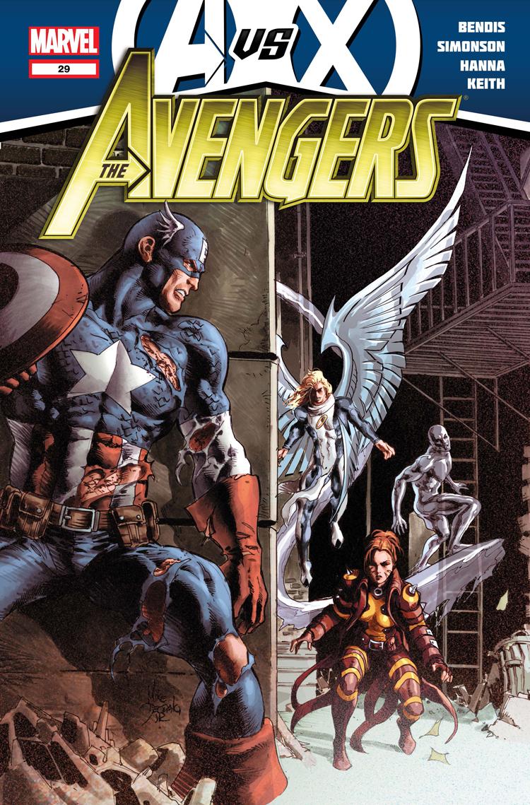 Avengers (2010) #29