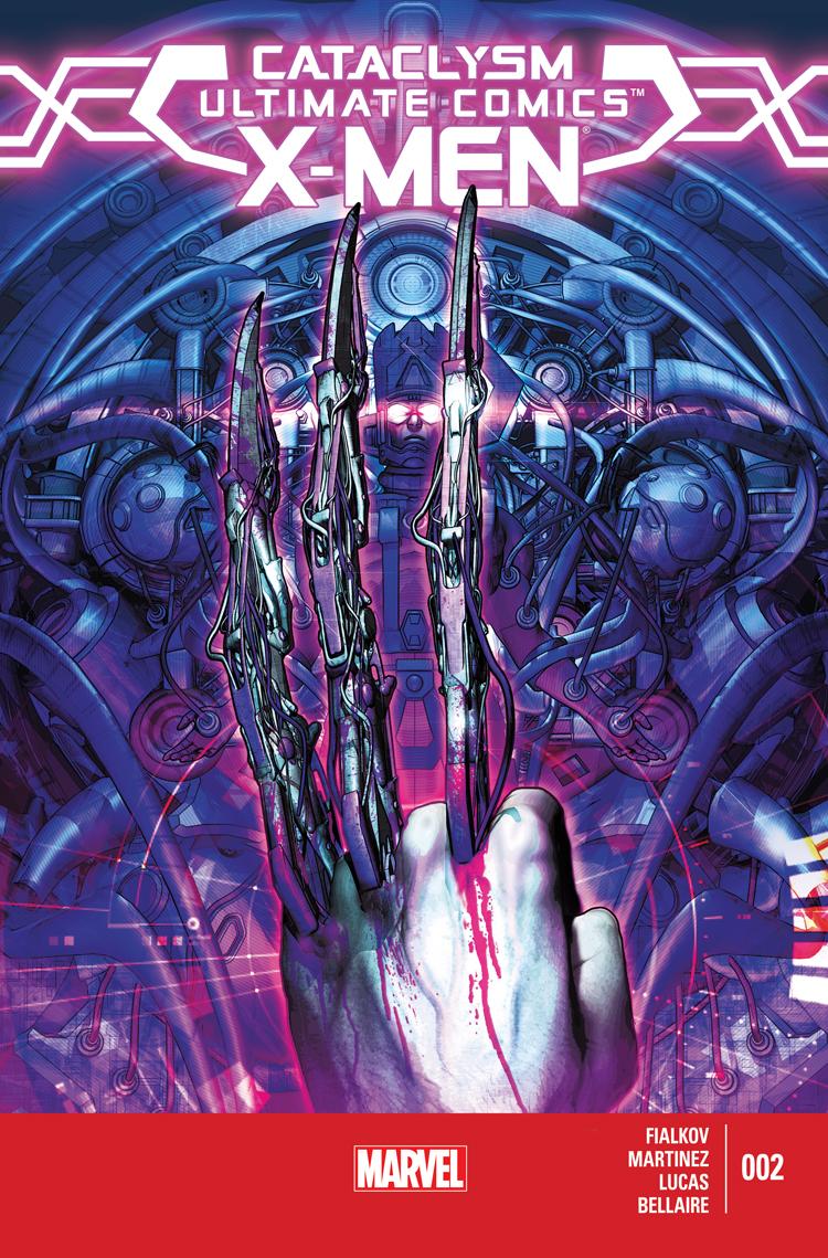 Cataclysm: Ultimate X-Men (2013) #2