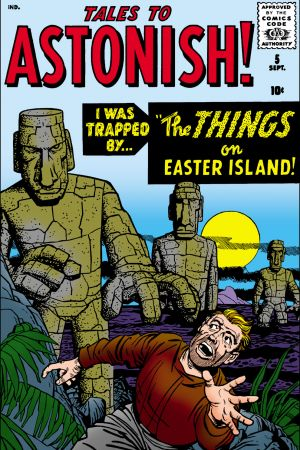 Tales to Astonish (1959) #5