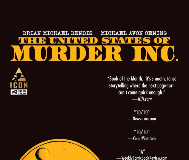 THE UNITED STATES OF MURDER INC. 3