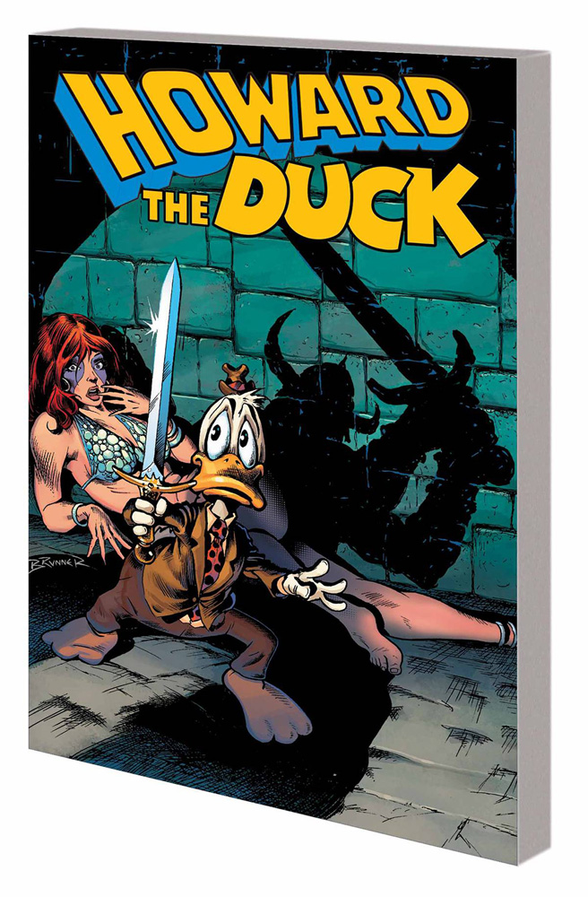 Howard the Duck: The Complete Collection Vol. 1 (Trade Paperback)