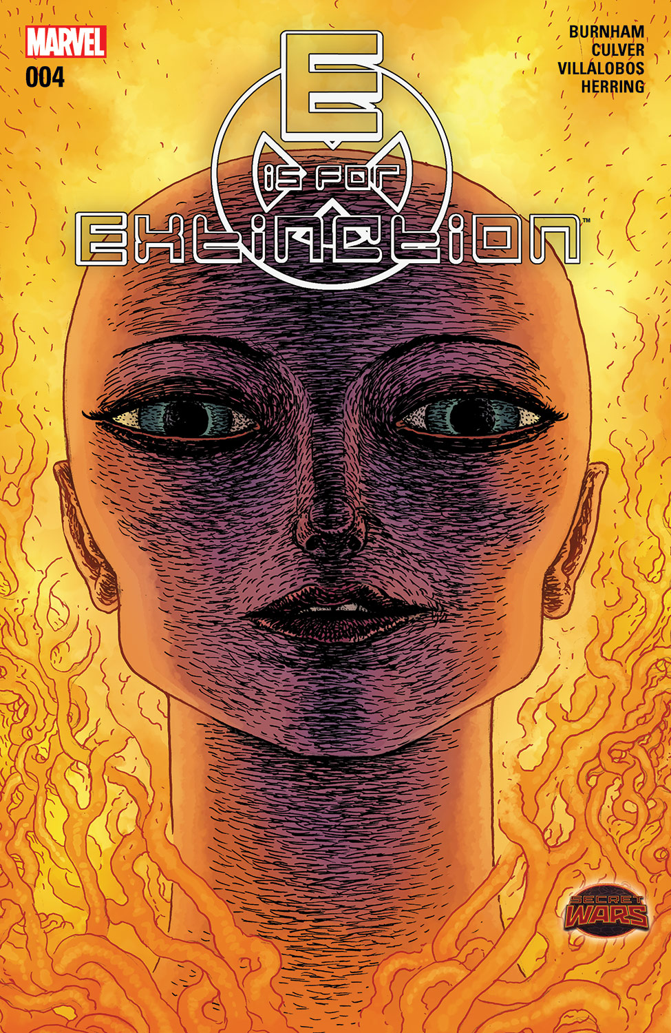 E Is for Extinction (2015) #4