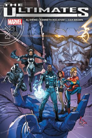 Ultimates (2015) #1