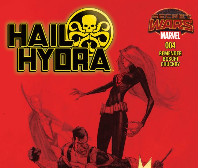 HAIL HYDRA 4 (SW, WITH DIGITAL CODE)
