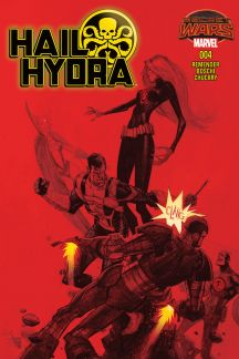 Secret Wars Hail Hydra Tome 04 French