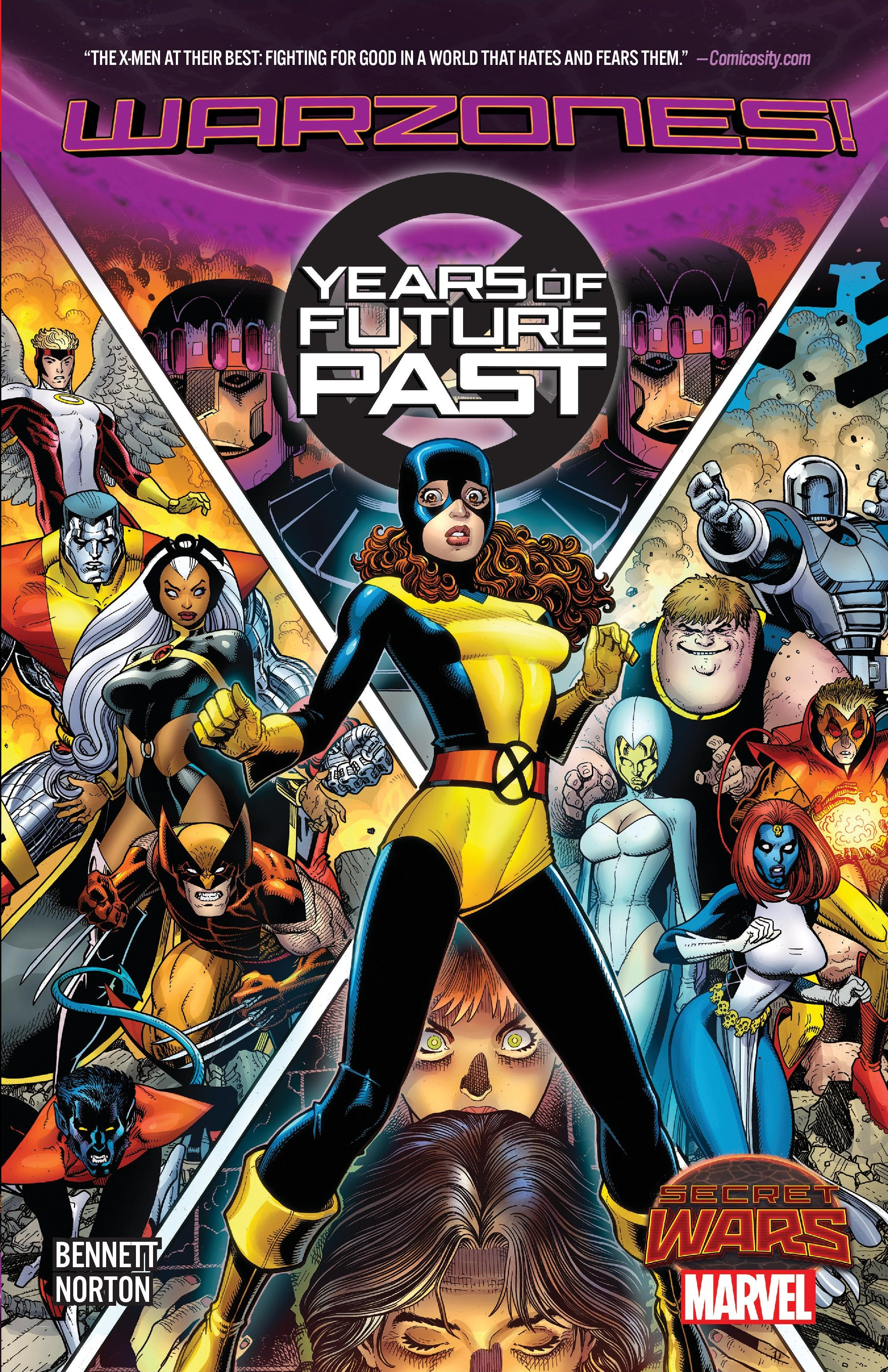 X-Men: Years of Future Past (Trade Paperback)