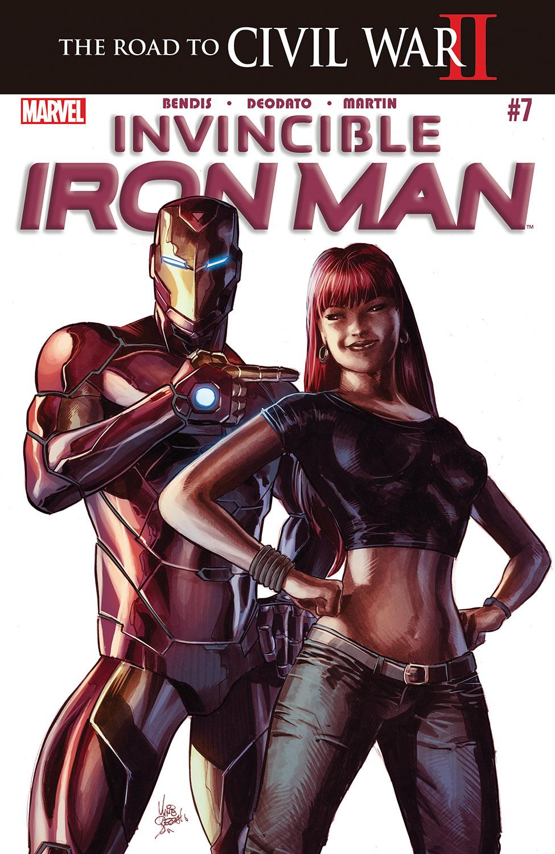 Invincible Iron Man (2015) #7