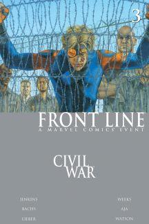 Civil War: Front Line #3