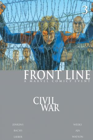 Civil War: Front Line (2006) #3
