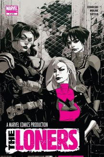 The Loners (2007) #4