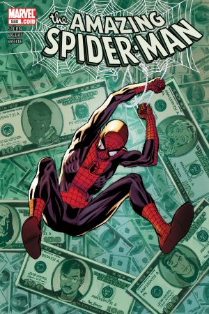 Amazing Spider-Man #580