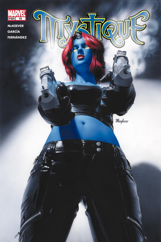 Mystique (2003) #19